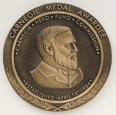 Carnegie Hero Fund grave marker