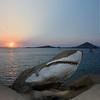 Agia Anna on Naxos