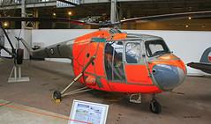 Bristol 171 Sycamore Mk 14 n° 13387 ~ XG547 / T-S