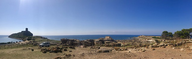 Pano of Nora's Archaeological Site
