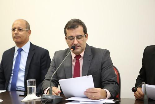 9ª Reunião - Comissão Processante - Oitivas