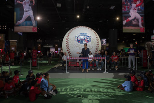 July 13, 2018 MMB Kicked Off MLB All-Star Week with All-Star FanFest and Play Ball Park