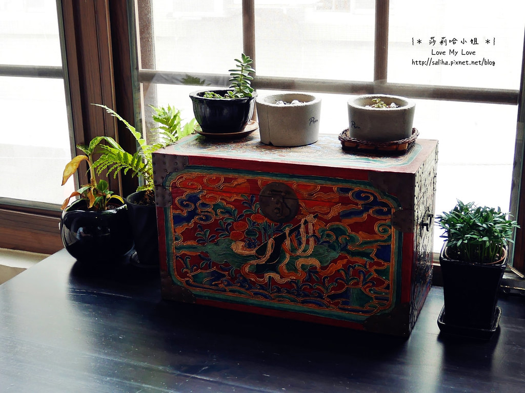 台北迪化街老屋爐鍋咖啡 Luguo Cafe小藝埕artyard (12)