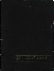 Garrard Brochure