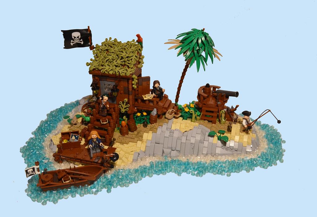 Rumrunner's Isle