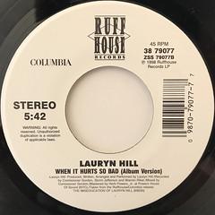 LAURYN HILL:EX-FACTOR(LABEL SIDE-B)