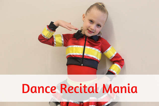 Dance Recital Mania