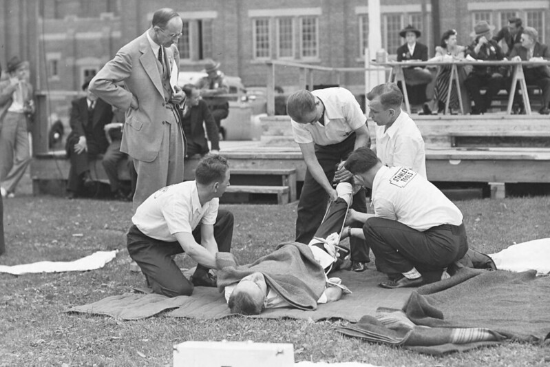First Aid State Contests