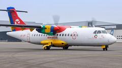 Danish Air Transport ATR 42 OY-JRY