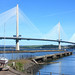 SQ2-4 Yachts laid up at Port Edgar & Queensferry Crossing 24-06-18