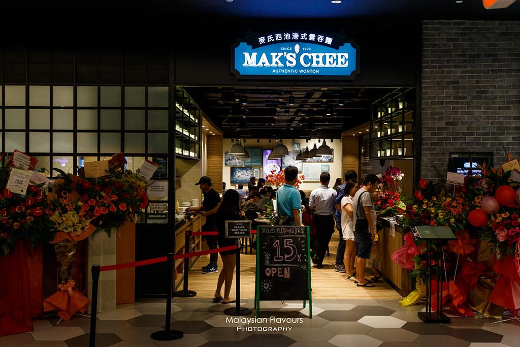 Mak's Chee Mid Valley KL