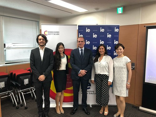 20180705 Breakfast briefing with Gonzalo Garland, Professor of IE Business School