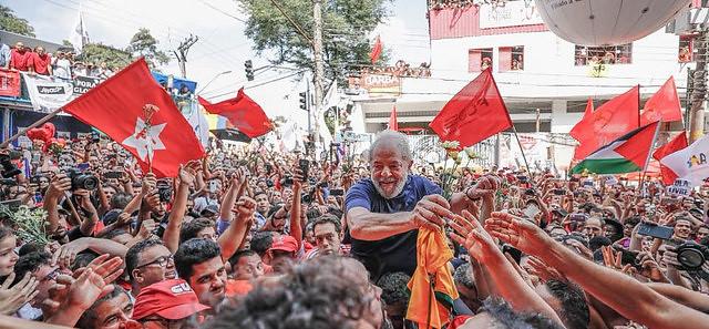 En carta, Lula dice que es candidato y revela las maniobras recientes para mantenerlo en la cárcel  - Créditos: Ricardo Stuckert/ Instituto Lula