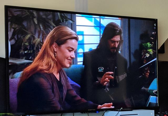 Tour de Fleece 2018 Day 2 - Watching B5 - Messages from Earth Season 3 Episode 8 - The Ottaman Empire