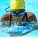 Girl Swimming Breaskstroke