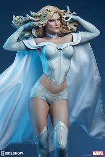 She's Here! Emma Frost Sideshow Collectibles Premium Format Figure
