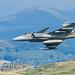 Czech Gripen - Mach Loop by Steven Szabo