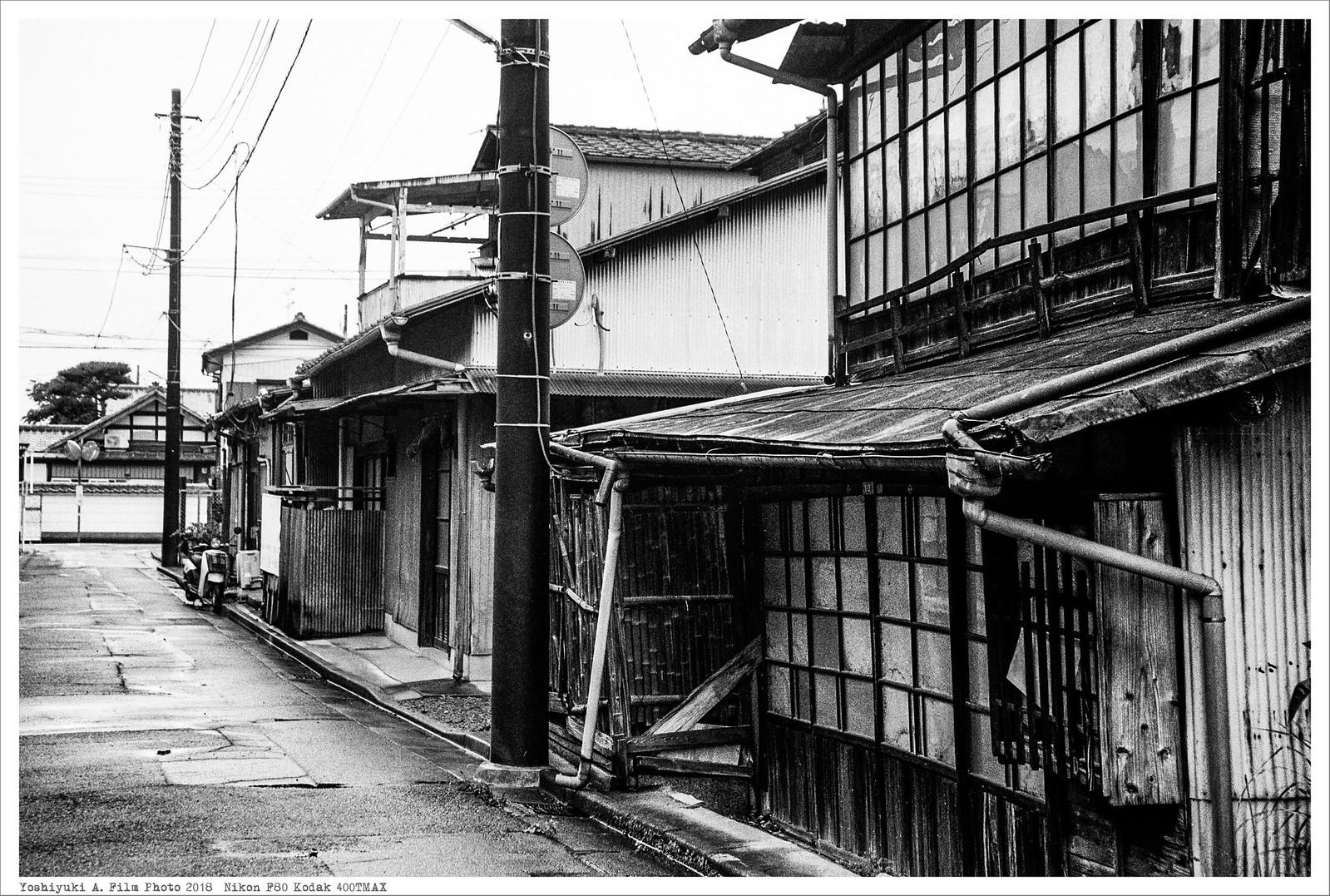 群馬県 桐生市 Nikon_F80_Kodak_400TMAX__24