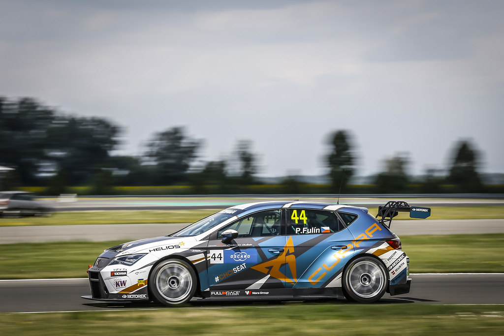 44 FULIN Petr (cze), Seat Cupra TCR team Fulin Race Academy, action during the 2018 FIA WTCR World Touring Car cup race of Slovakia at Slovakia Ring, from july 13 to 15 - Photo Jean Michel Le Meur / DPPI