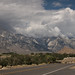Driving through the Alabama Hills on the Mt. Whitney Portal Road by Ms. Jen