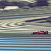 Vettel in qualifying, 2018 French GP, Circuit Paul Ricard