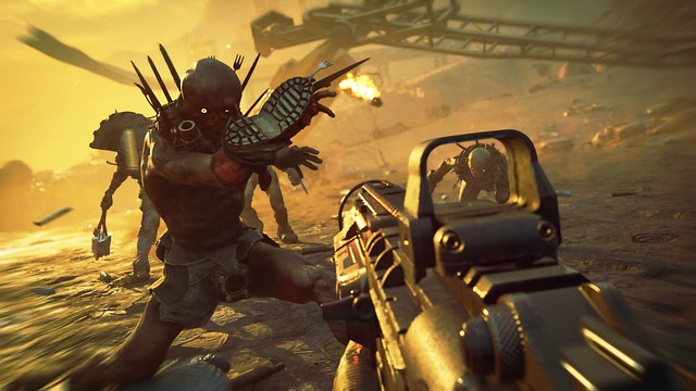 #E3 2018 RAGE 2 Screens