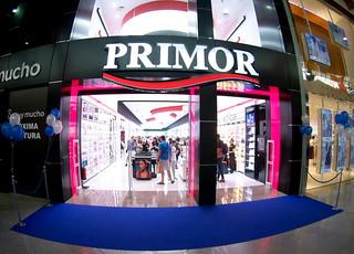 Inauguración de Primor