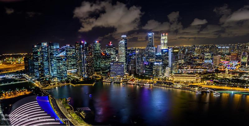 Singapore - Bay & Gardens