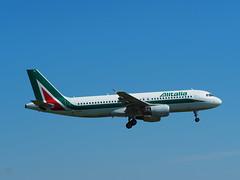 Airbus A320-216 - Alitalia - EI-EIC