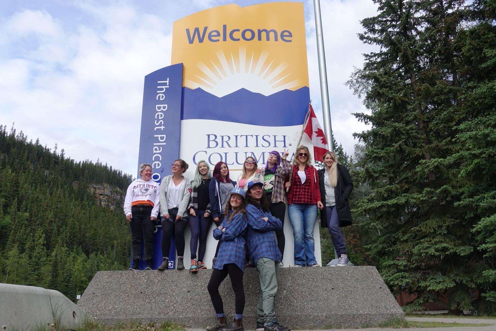 Canada Rockies TrekAmerica Itrekhere 2018 32