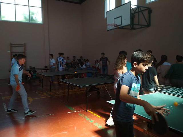 I Torneo de Ping Pong