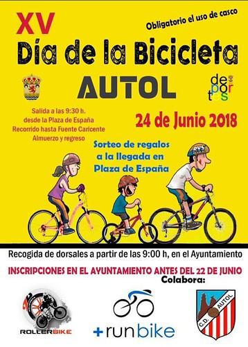 Dia de la bicicleta 2018