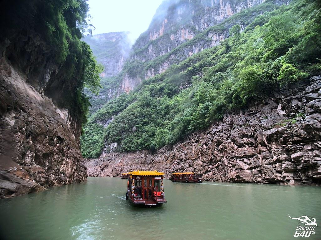 神女溪-長江三峽-21