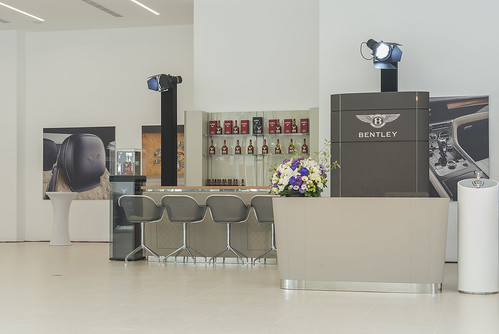 Bentley高雄展示中心盛大開幕 (圖8)- Hospitality 貴賓接待區 Bar