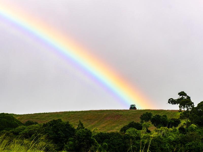 Atherton rainbow