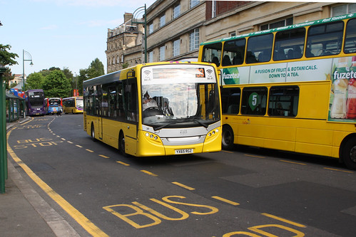 Yellow Buses 30 YX65RGZ