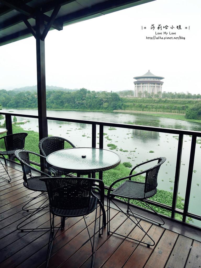 峨眉湖附近景觀餐廳推薦雪之湖咖啡下午茶義大利麵 (11)