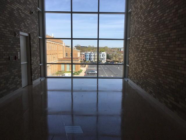 Views from Dunbar High School