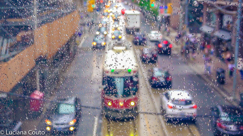 TORONTO RAIN