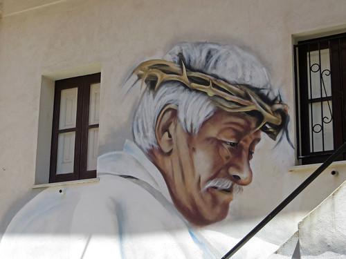 Street Art, Diamante, Calabria