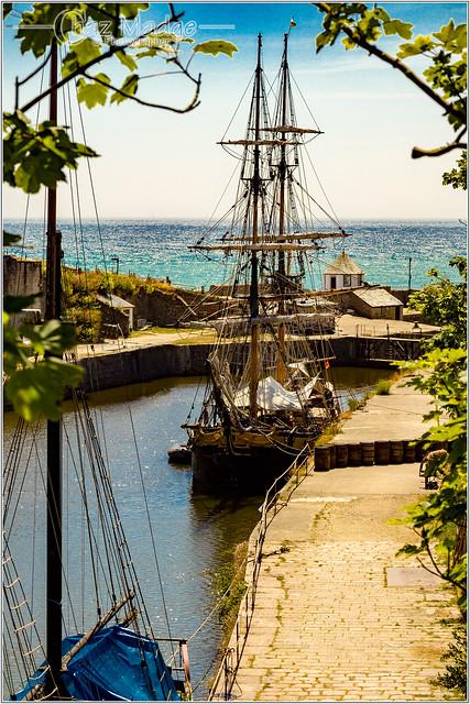 Charlestown Cornwall UK