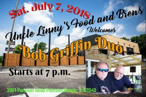 Bob Griffin Duo 7-7-18