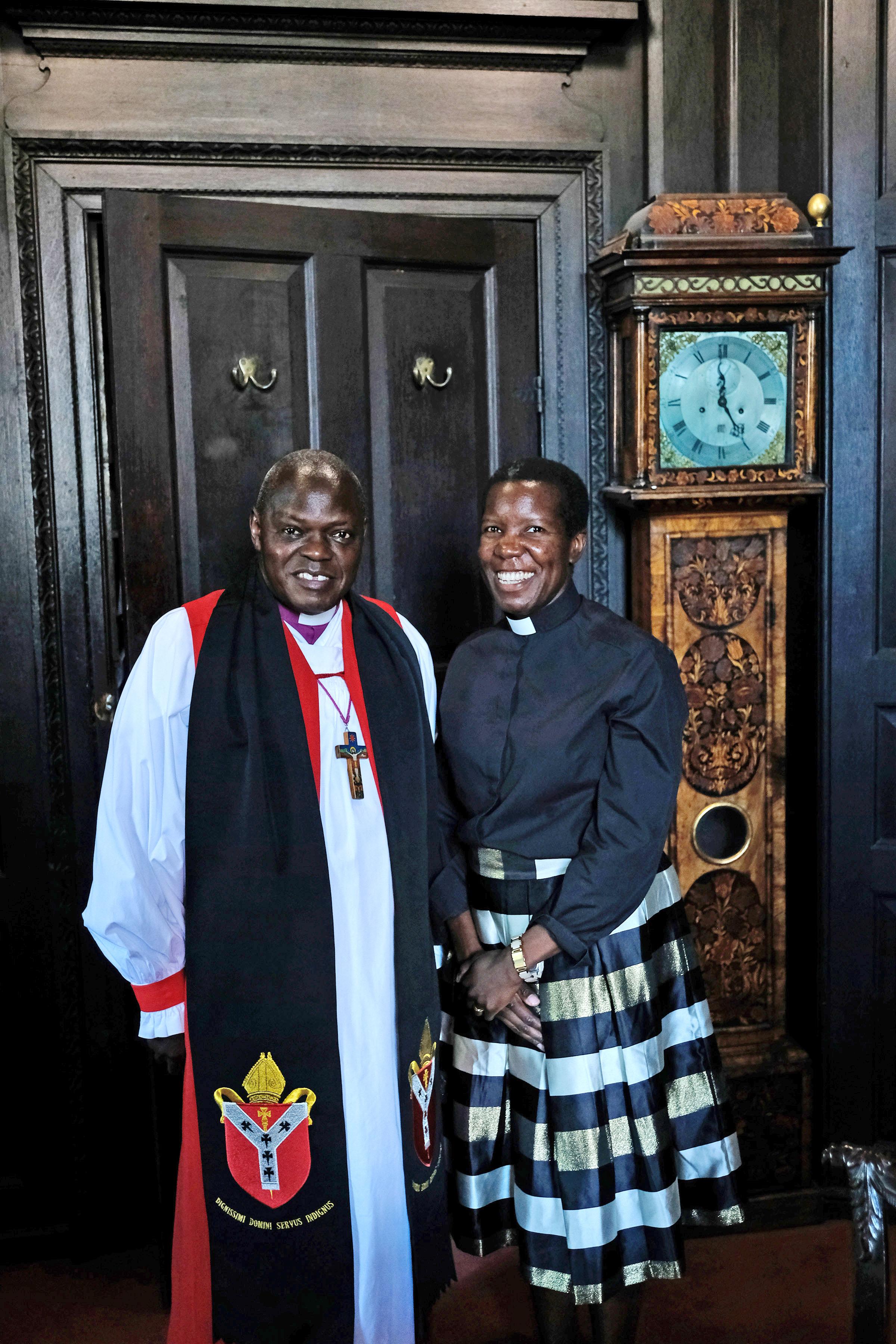 Archbishop of York, Rev Grace Sentamu-Baverstock