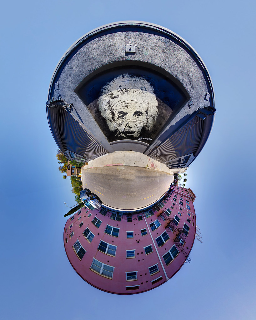 Greg Auerbach in Hollywood #Einstein