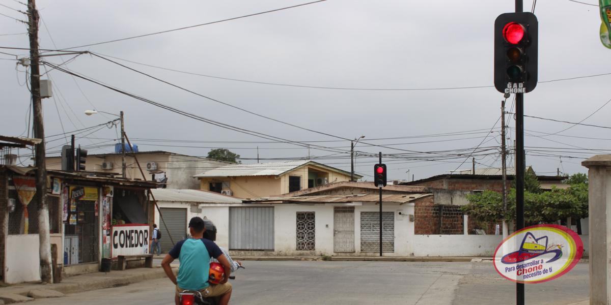 En la ciudad se repararon e instalaron semáforos