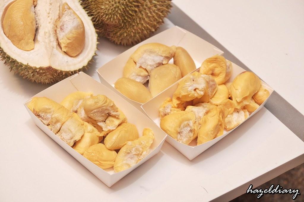 The Line Shangri-La Hotel-Durian buffet-1