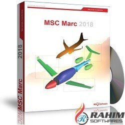 MSC Marc 2018 full cracked