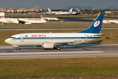 EW-336PA Belavia Belarusian Airlines Boeing 737-3Q8