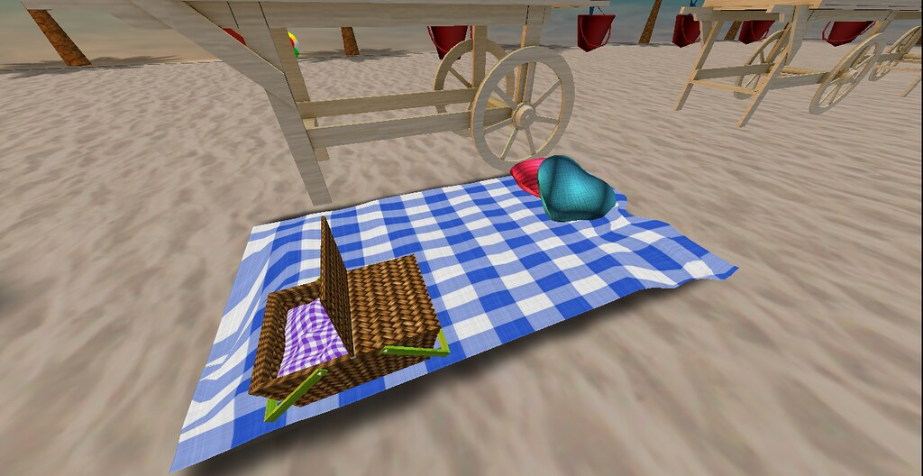 Picnic Rug for Scorching Summer Cart Sale_001 - TeleportHub.com Live!
