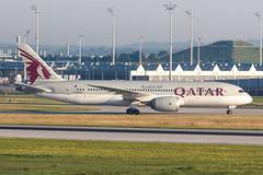 QATAR B787-8 DREAMLINER A7-BCO 001